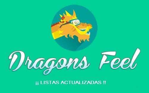 Listas de Canales DRAGONS FEEL IPTV