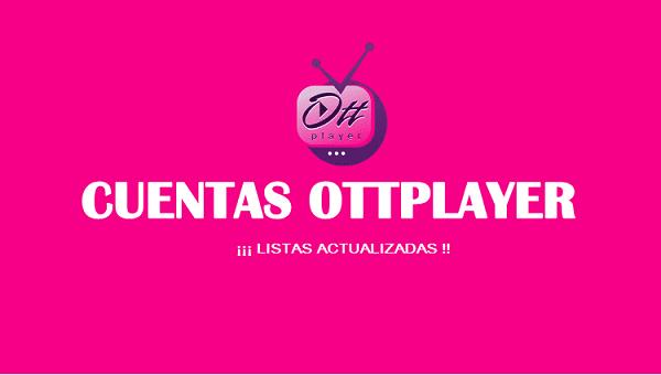 Listas de Canales OTTPlayer IPTV