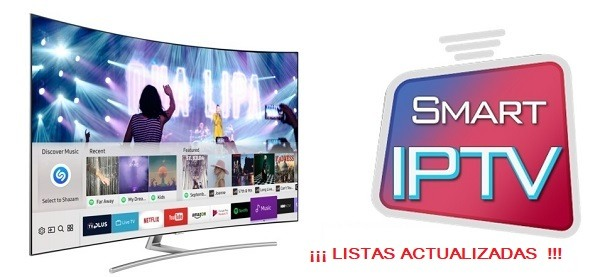 SMART IPTV: Listas de Canales SMART IPTV Actualizadas Enero 2020