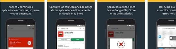 mejores antivirus para android gratis norton