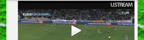 Mejores Aplicaciones para ver Fútbol ONLINE en móviles y Tablets Android Ustream