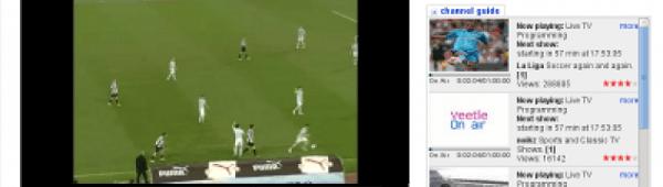 Mejores Aplicaciones para ver Fútbol ONLINE en móviles y Tablets Android Veetle
