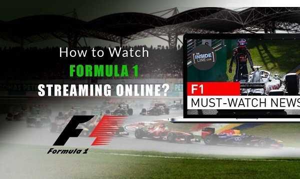 Mejores Páginas para ver Fórmula 1 ONLINE en Directo [Mundial de F1 2020]