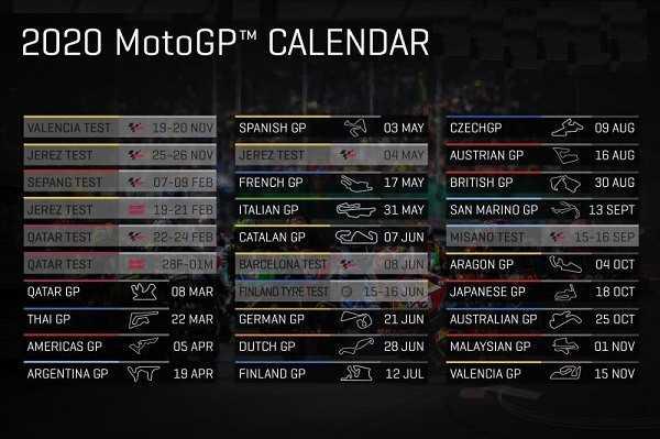 calendario-motogp-2020-carreras-campeonato-mundial