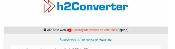 convertidor-de-youtube-a-mp3-h2converter