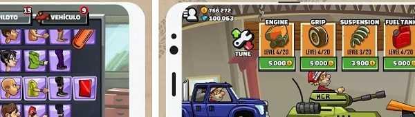 mejores-juegos-android-hill-climb-racing-2
