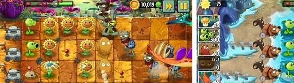mejores-juegos-android-plants-vs-zombies