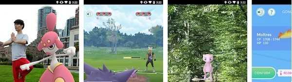 mejores-juegos-android-pokemon-go