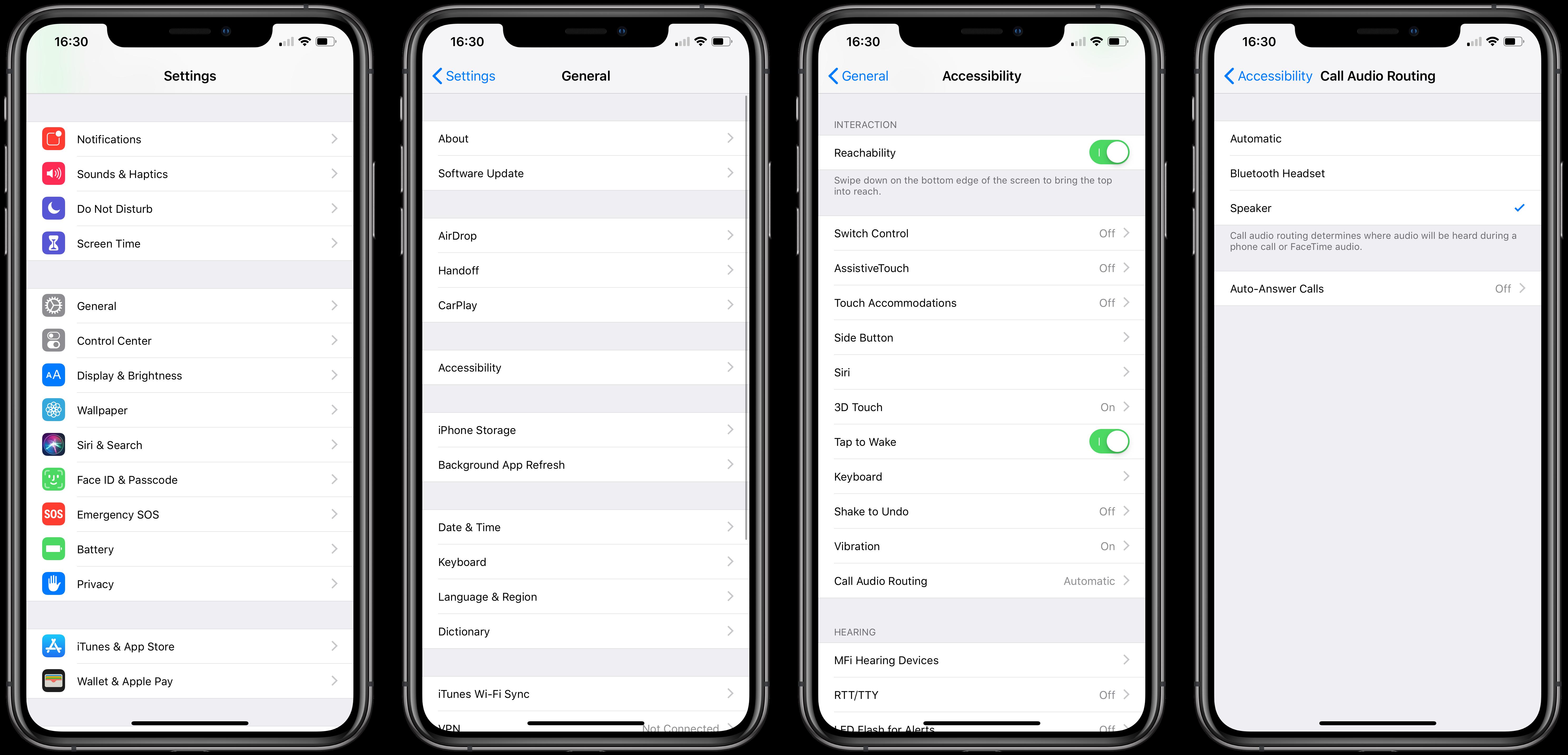 """<span href=""""https://9to5mac.com/2019/03/14/automatically-answer-speakerphone-iphone/"""">Cómo responder automáticamente a las llamadas en altavoz para iPhone</a>"""