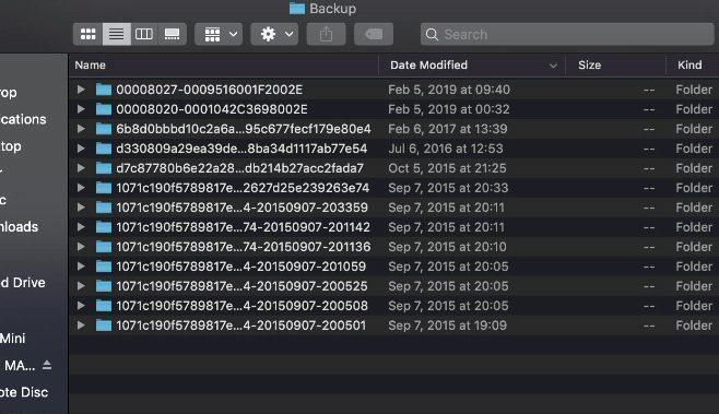 """<span href=""""https://9to5mac.com/2019/02/12/itunes-backup-location-mac-windows/"""">¿de Dónde iTunes store copias de seguridad?</a>"""