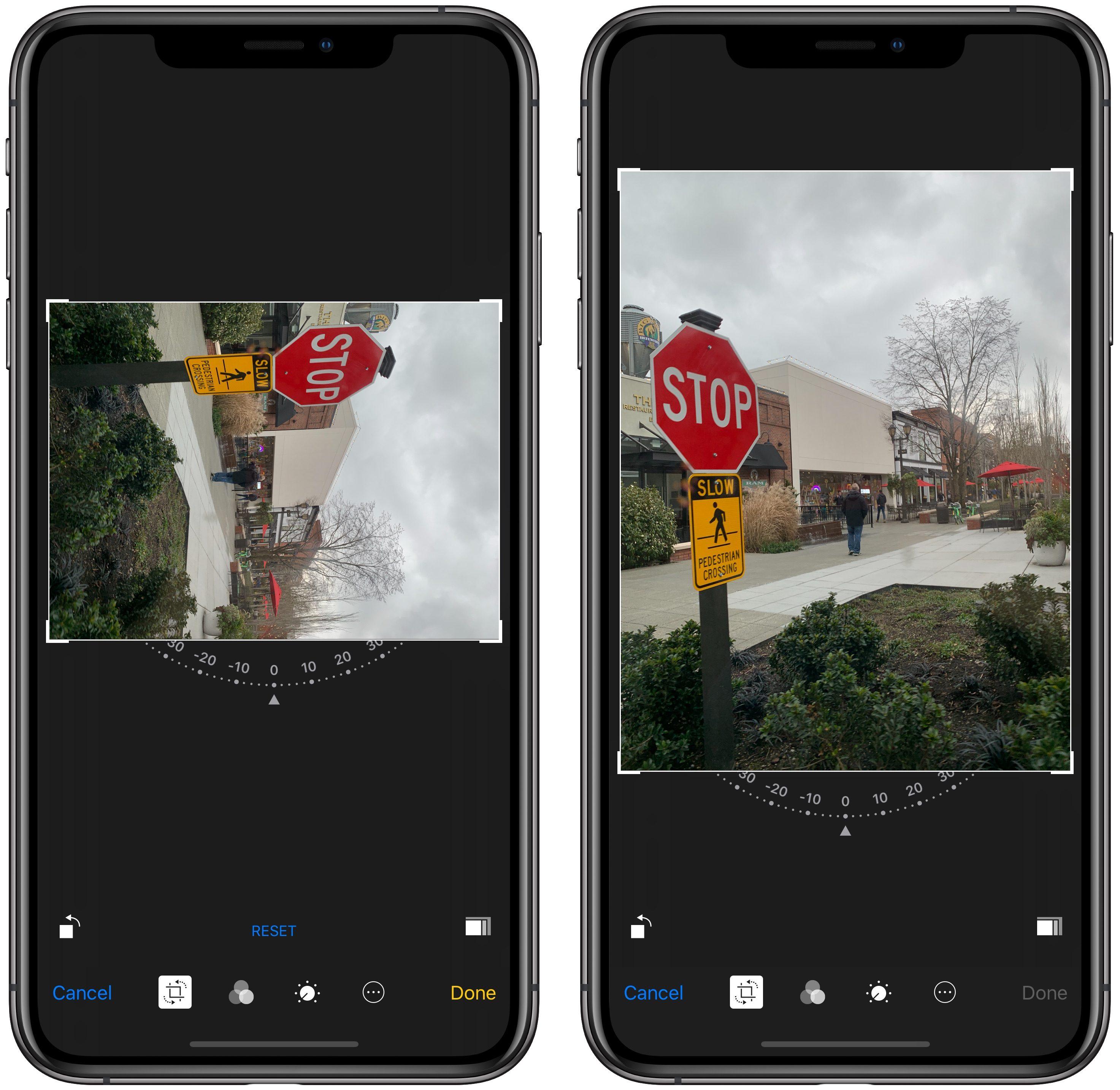 """<span href=""""https://9to5mac.com/2019/01/09/rotate-photo-photos-app-iphone-ipad/"""">Cómo girar una foto en la aplicación de Fotos en el iPhone y el iPad</a>"""