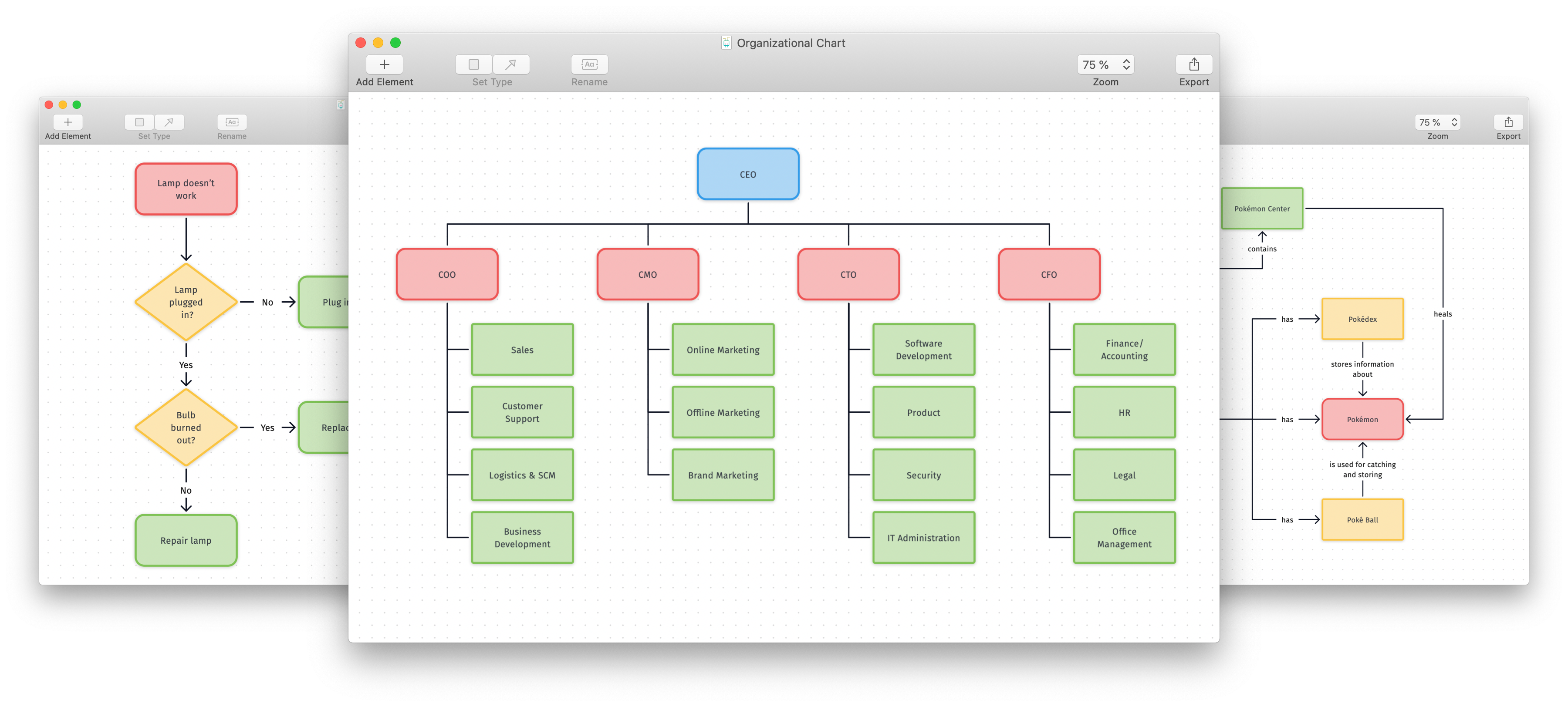 """<span href=""""https://9to5mac.com/2020/02/05/diagrams-is-a-new-mac-app-that-lets-you-easily-create-structured-flowcharts/"""">Diagramas es una nueva Mac app que te permite crear fácilmente diagramas de flujo estructurado</a>"""