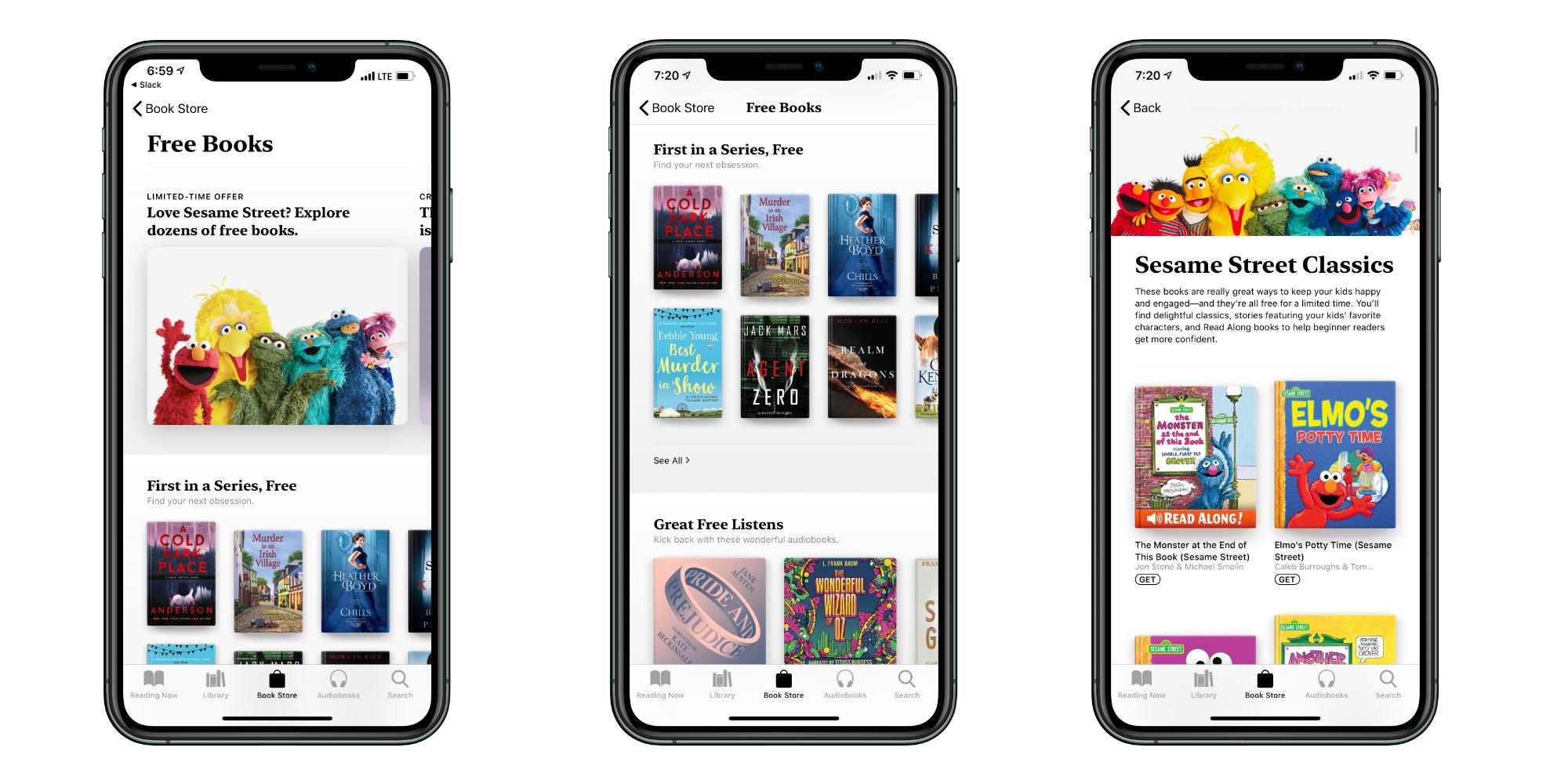 """<span href=""""https://9to5mac.com/2020/03/22/free-apple-books/"""">Apple Libros de ofertas de alojamiento en casa """" colección de libre de leer libros para niños, confortable, misterios y audiolibros</a>"""