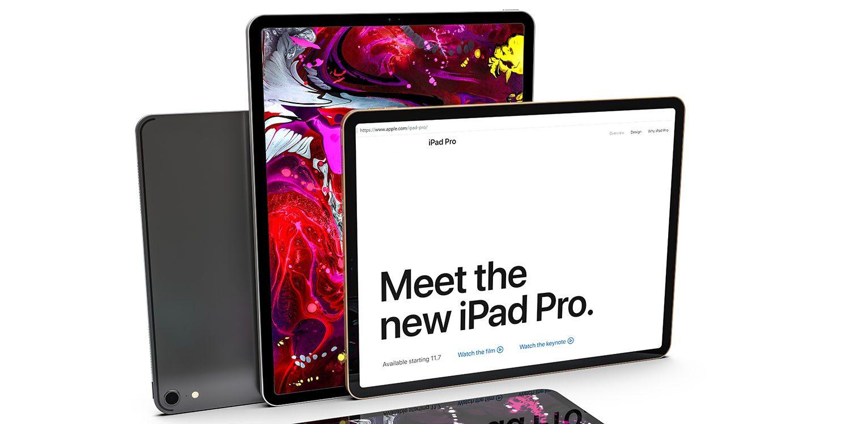 """<span href=""""https://9to5mac.com/2019/12/02/best-ipad-black-friday-deals/"""">[Actualización: Nuevas ofertas] iPad Mejores ofertas del Cyber Monday: Hasta $400 de descuento, $180 iPad Air, más</a>"""