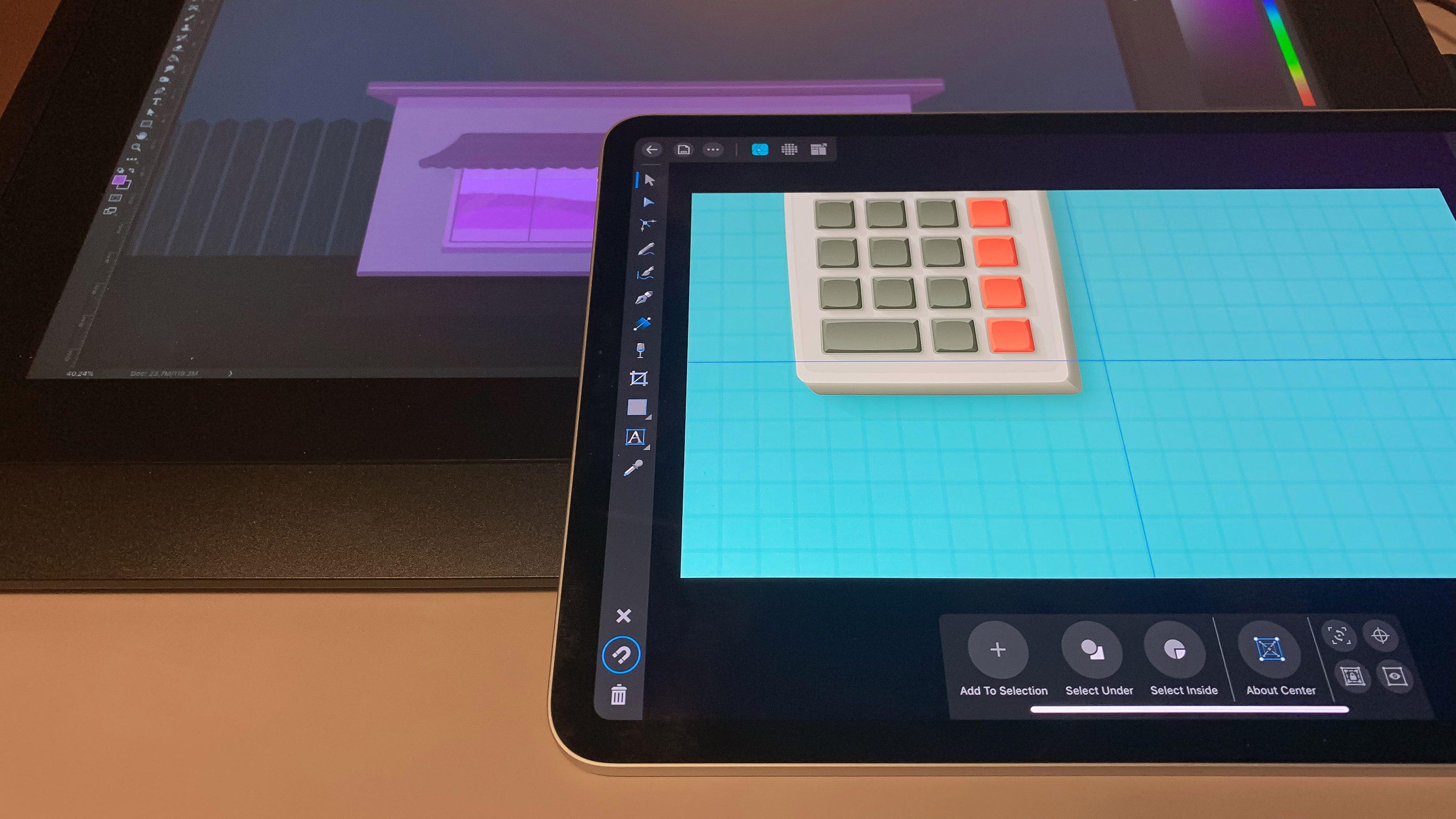 """<span href=""""https://9to5mac.com/2019/03/14/wacom-cintiq-16-hands-on-review-vs-ipad-pro/"""">Hands-on: Wacom Cintiq 16 tableta desde la perspectiva de un iPad Pro de usuario</a>"""