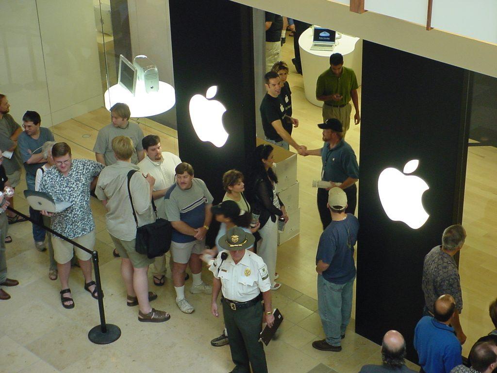"""<span href=""""https://9to5mac.com/2019/04/13/apple-store-willow-bend-stonebriar-plano-frisco-closing/"""">Photos: Decir adiós a la tercera más antigua de la Tienda de Apple en el mundo</a>"""