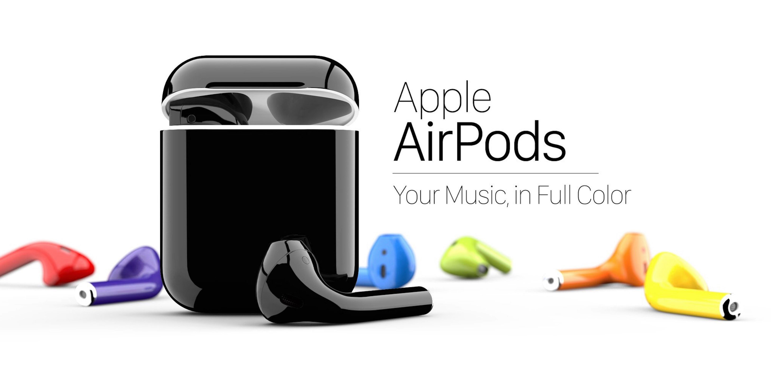 "<span href=""https://9to5mac.com/2017/02/22/customize-airpods-with-different-colors-jet-black/"">ColorWare introduce la posibilidad de personalizar AirPods 58 en diferentes colores, incluyendo Negro azabache</a>"
