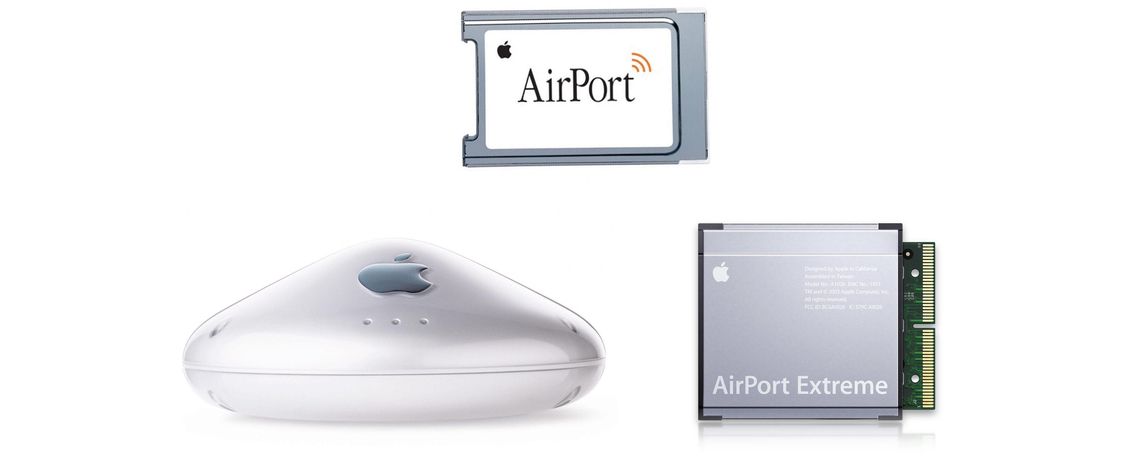 """<span href=""""https://9to5mac.com/2018/04/26/apple-airport-cancellation/"""">Apple oficialmente suspende el Aeropuerto router de la línea, no hay planes para el futuro de hardware</a>"""