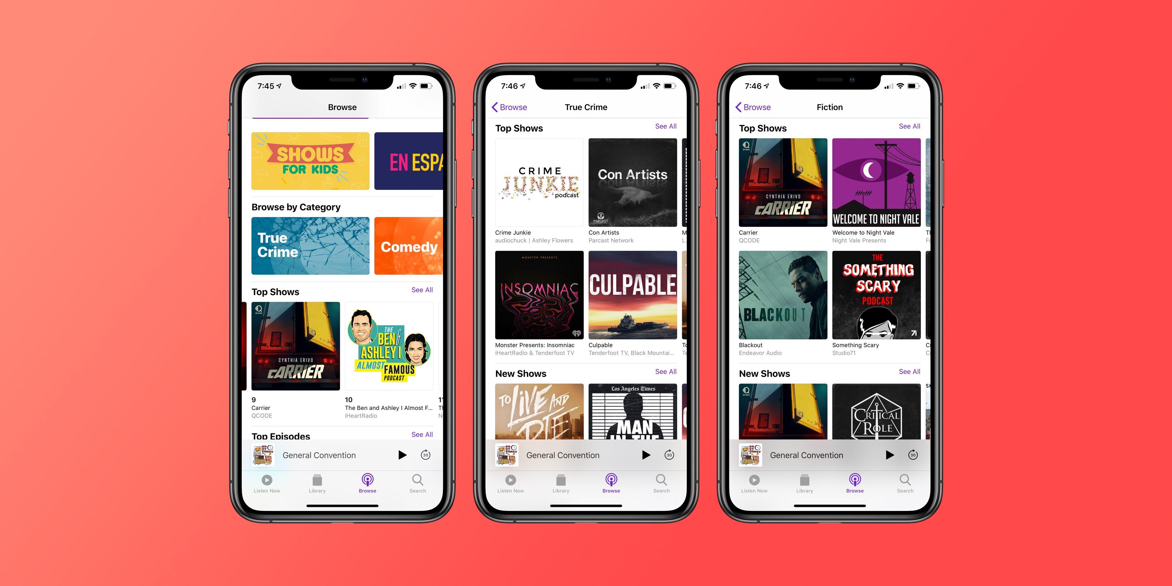 """<span href=""""https://9to5mac.com/2020/03/08/best-podcast-app-iphone/"""">¿Cuál es el mejor podcast de la aplicación para iPhone? (Actualizado para el año 2020)</a>"""