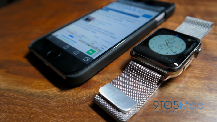 "<span href=""https://9to5mac.com/2015/05/21/review-apple-watch-milanese-loop-band/"">¿Qué debe saber antes de comprar el Apple Watch w/ Milanese Loop banda</a>"