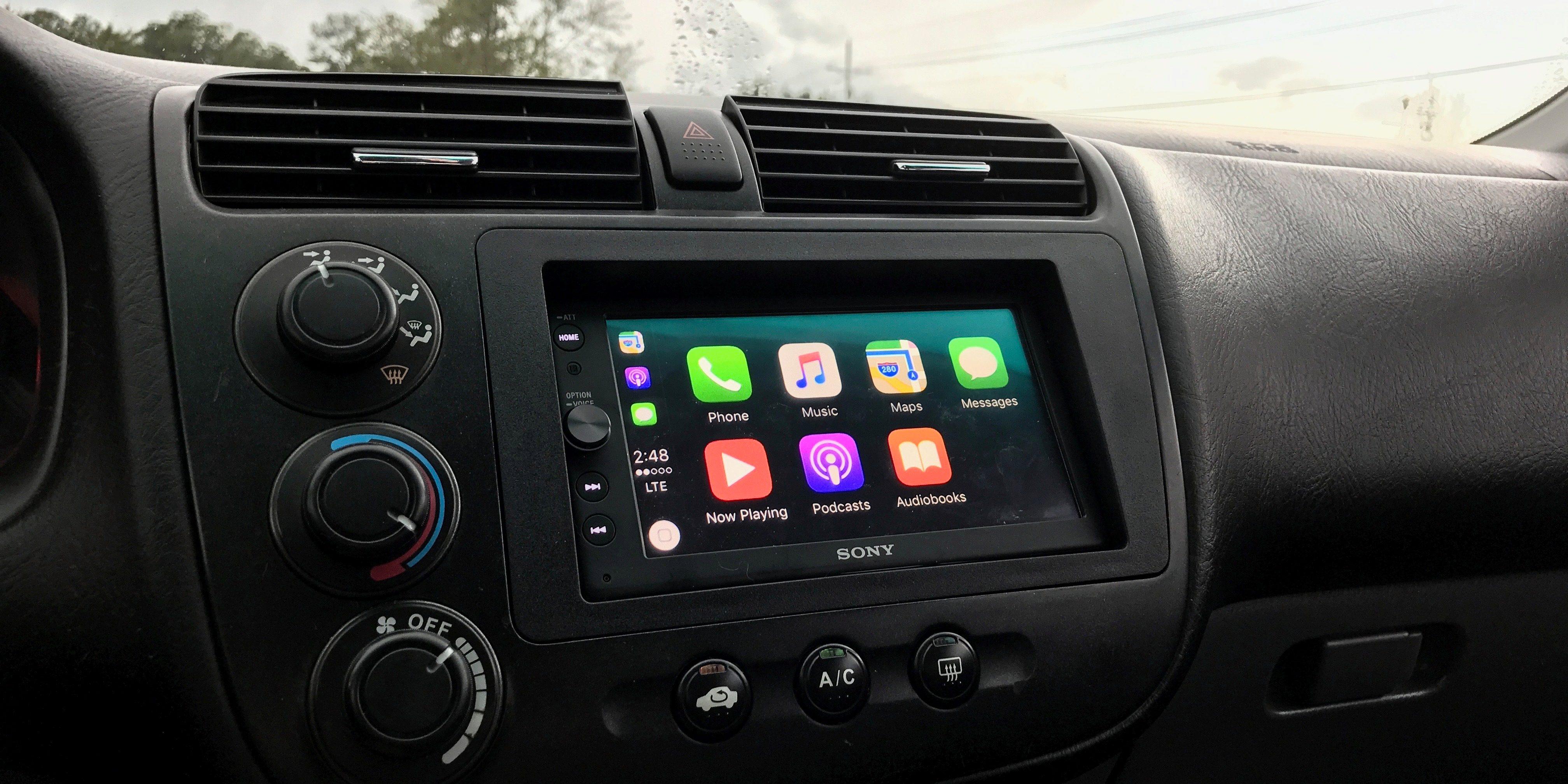 """<span href=""""https://9to5mac.com/2017/02/20/review-sony-xav-ax100-receiver-carplay/"""">Review: Sony XAV-AX100 CarPlay receptor pares de diseño de buen gusto con un precio justo a expensas de la pantalla tecnología</a>"""