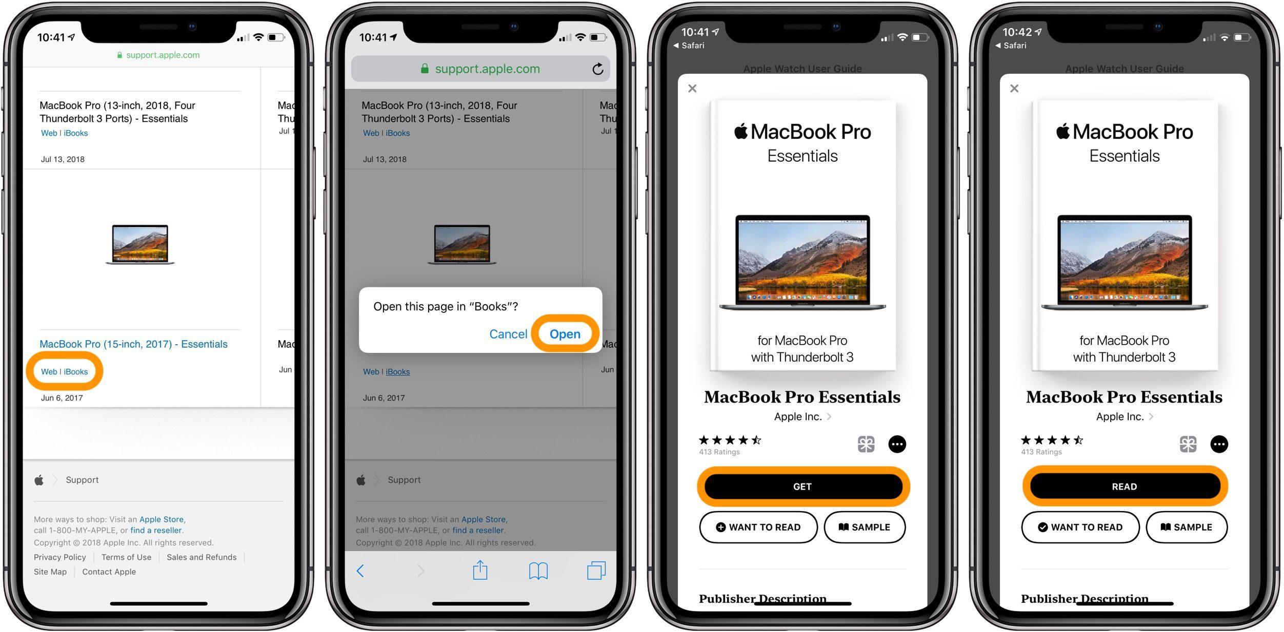 """<span href=""""https://9to5mac.com/2018/07/27/mac-how-to-get-the-official-apple-user-guide-for-free/"""">Mac: Cómo obtener el oficial de Apple guía del usuario gratis</a>"""