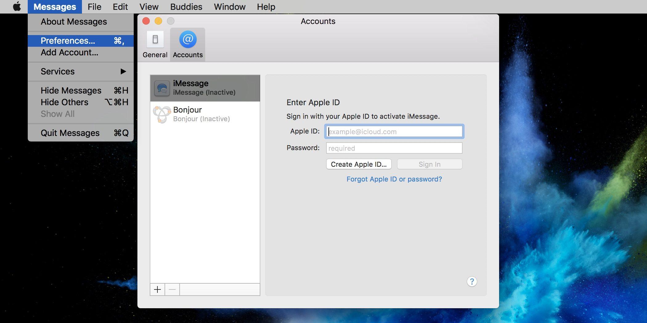 "<span href=""https://9to5mac.com/2017/05/07/how-to-get-text-messages-on-your-mac/"">Cómo recibir mensajes de texto en tu Mac</a>"