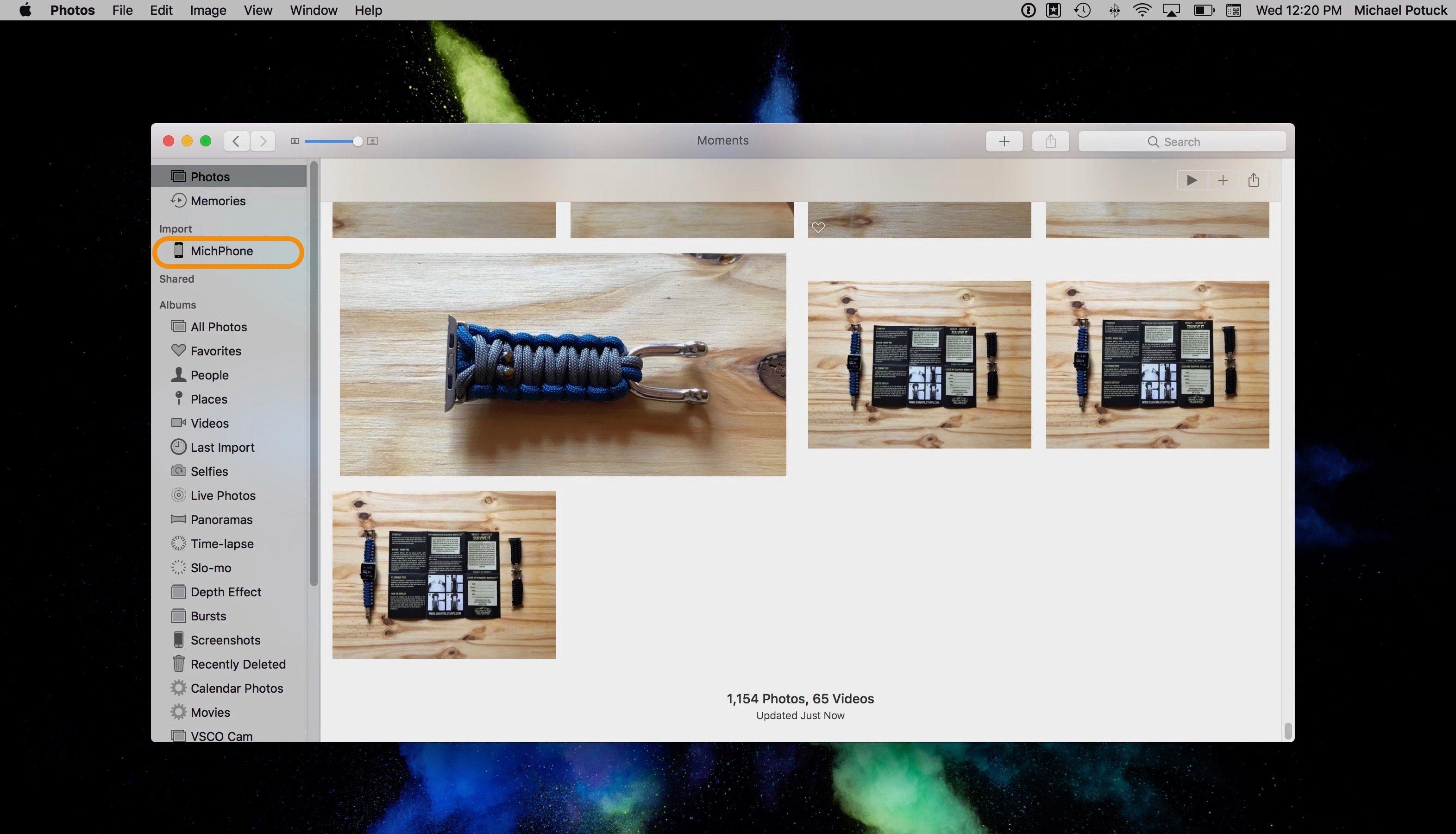"<span href=""https://9to5mac.com/2017/05/11/how-to-import-videos-from-iphone-to-mac/"">Cómo importar vídeos desde el iPhone a Mac</a>"