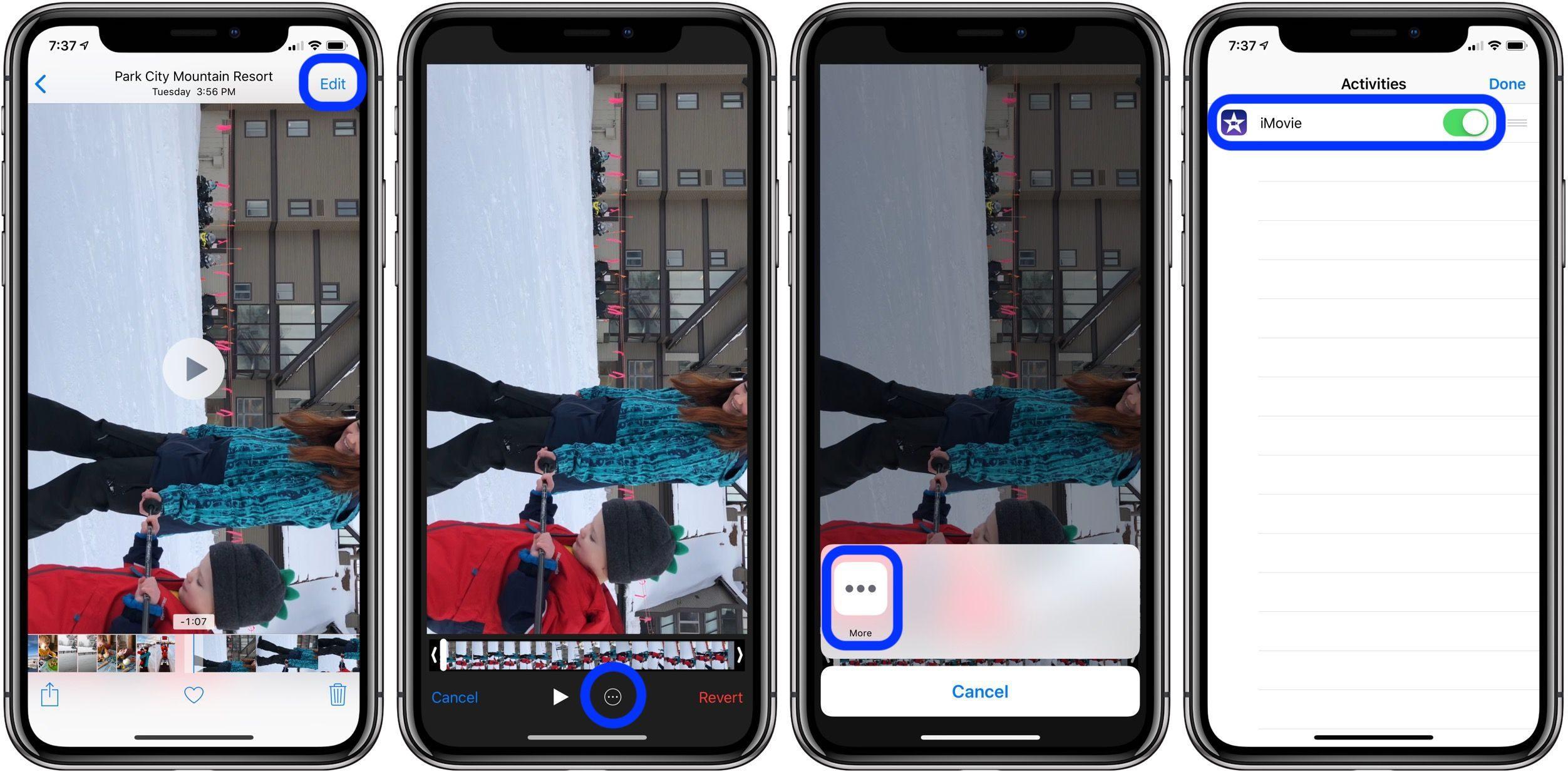 """<span href=""""https://9to5mac.com/2019/01/09/rotate-iphone-ipad-videos/"""">Cómo girar el iPhone y el iPad vídeos que se toman en la orientación incorrecta</a>"""