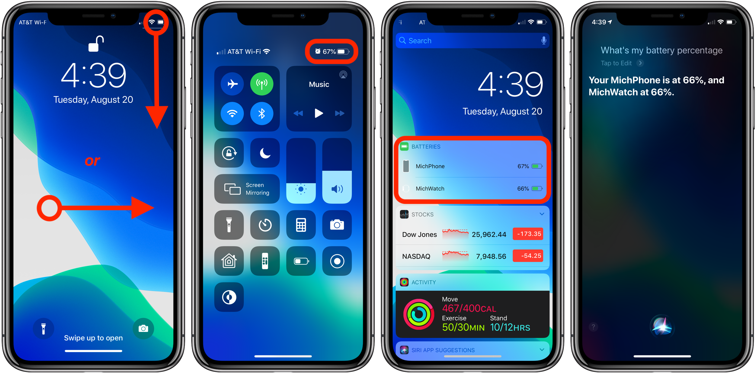 """<span href=""""https://9to5mac.com/2019/08/20/show-iphone-battery-percentage/"""">Cómo mostrar porcentaje batería en el iPhone 11</a>"""
