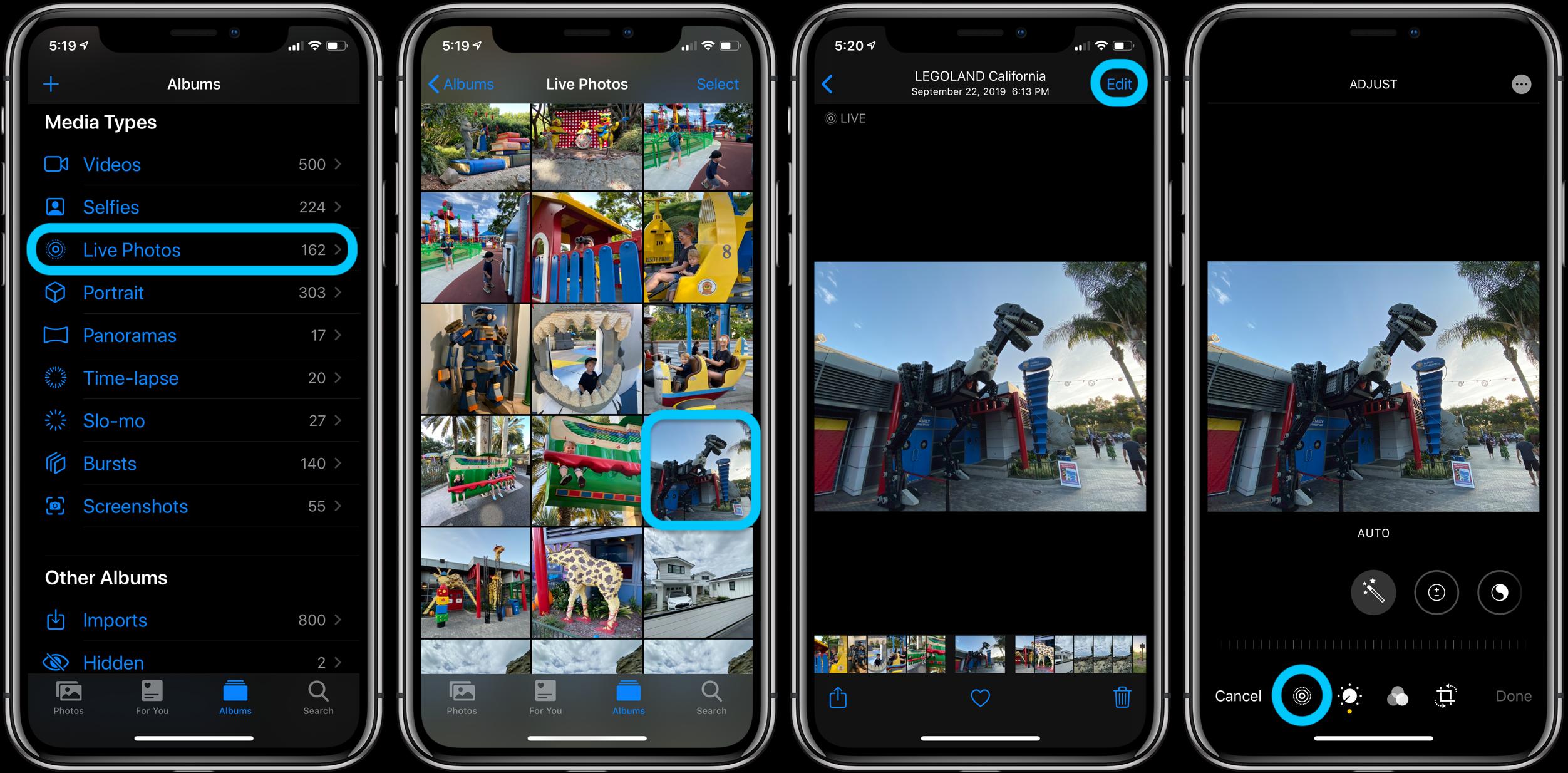 "<span href=""https://9to5mac.com/2020/01/16/iphone-how-to-turn-off-live-photos-existing-pictures/"">iPhone: Cómo desactivar Vivo Fotos de las fotografías existentes</a>"