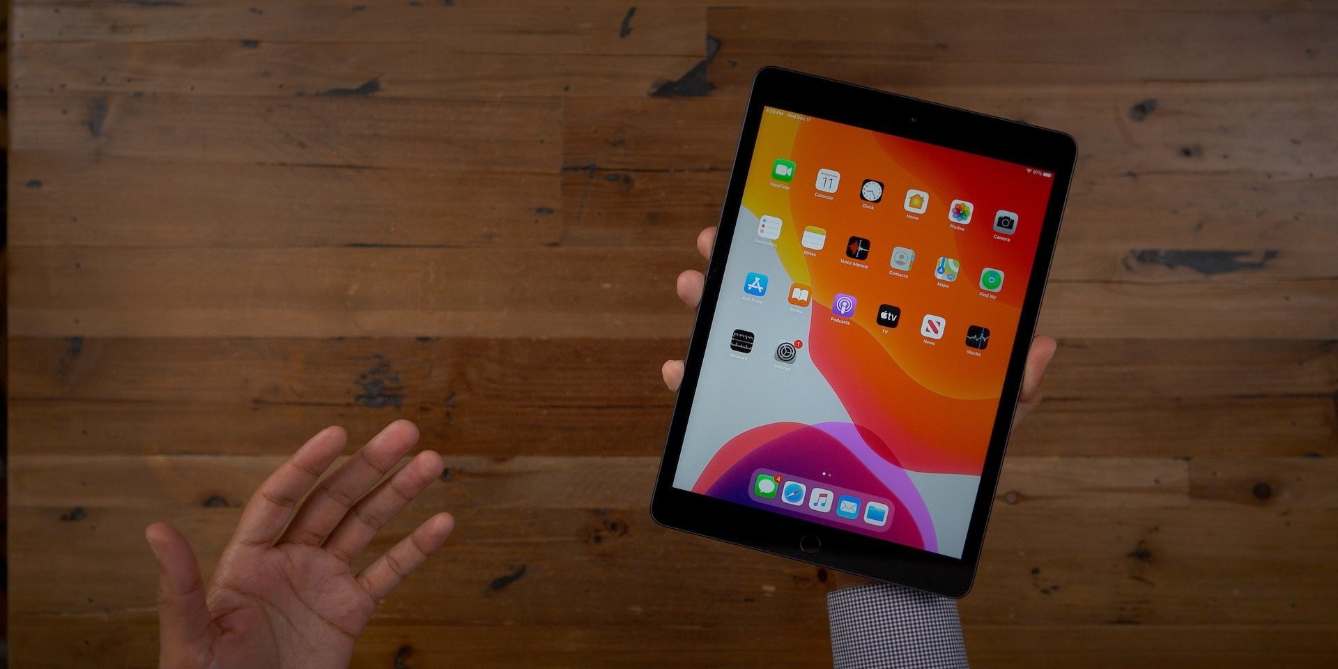 "<span href=""https://9to5mac.com/2019/12/16/ipad-7-top-features-video/"">iPad 7 características principales: Apple más barato tablet crece [Video]</a>"