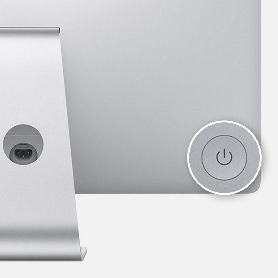 """<span href=""""https://9to5mac.com/2019/04/30/power-button-imac/"""">¿Dónde está el botón de encendido en los imac?</a>"""