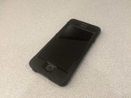 """<span href=""""https://9to5mac.com/2015/04/22/lifeproof-nuud-iphone-6-review/"""">Reseña: Es la mayor protección de la LifeProof Nüüd para el iPhone 6 vale la pena el trade-offs?</a>"""