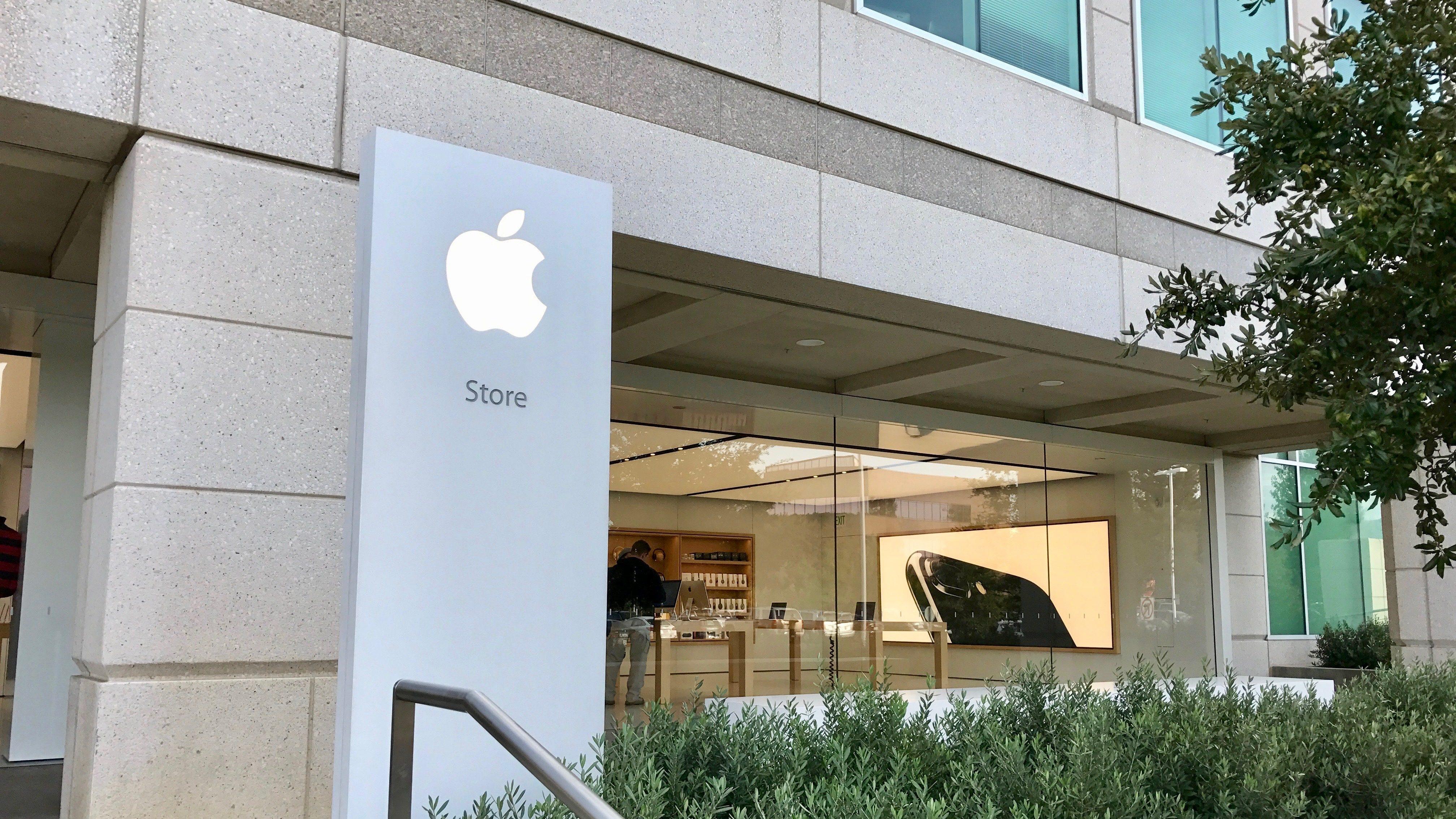 """<span href=""""https://9to5mac.com/2016/10/21/apple-1-inifinite-loop-campus-store-merchandise/"""">Aquí está lo que usted puede comprar en Apple especial del campus de la tienda en Cupertino [Galería]</a>"""