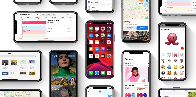 """<span href=""""https://9to5mac.com/2019/09/19/iphone-ipad-ios-13-compatibility/"""">[Actualización: ya disponible] Aquí están todos los iPhones y iPads que soporte iOS 13 y iPadOS 13</a>"""