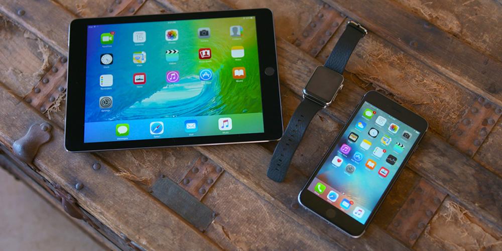 """<span href=""""https://9to5mac.com/2015/09/18/how-to-fix-slide-to-upgrade-error-ios-9/"""">Es tu iPhone o iPad pegado en """"Deslizar para Actualizar', después de actualizar a iOS 9? Aquí está la solución (actualización: iOS 9.0.1 ahora disponibles)</a>"""