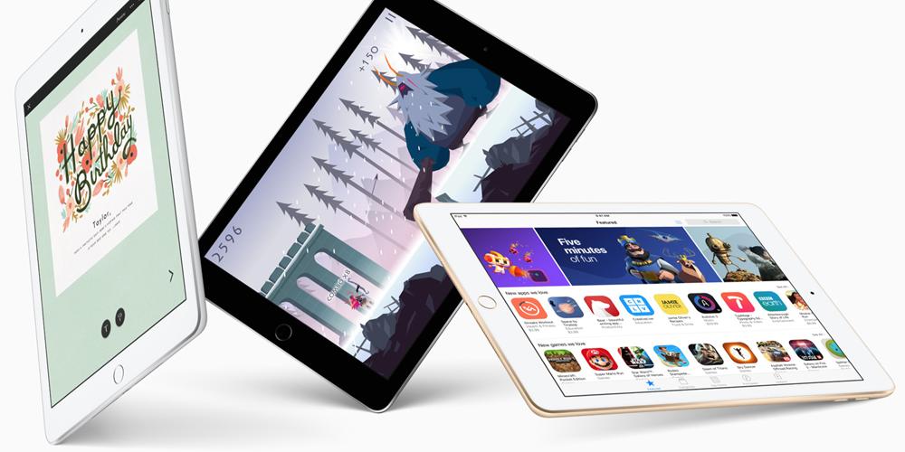 """<span href=""""https://9to5mac.com/2017/03/22/2017-ipad-vs-ipad-air-2/"""">la Comparación: Cómo la nueva $329 iPad apila para arriba contra el iPad Air 2</a>"""
