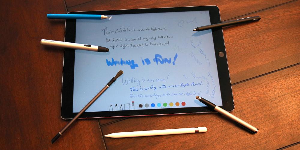 """<span href=""""https://9to5mac.com/2015/11/27/apple-pencil-ipad-stylus-comparison/"""">Aquí es cómo Apple Lápiz de otros ritmos iPad stylus, y su mejor alternativa selecciones</a>"""