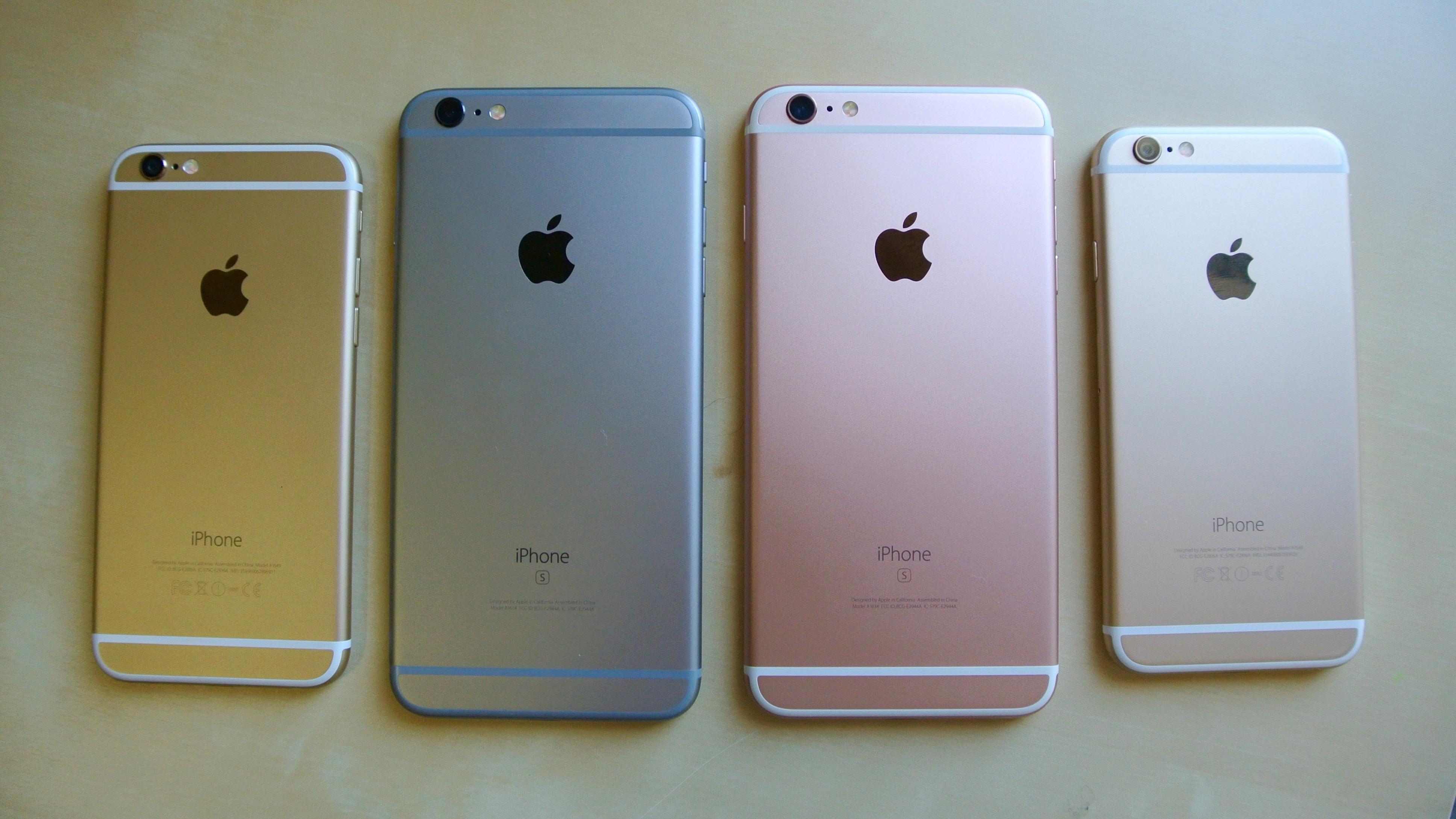 """<span href=""""https://9to5mac.com/2015/09/25/iphone-6s-plus-hands-on-first-impressions-photos/"""">iPhone 6s Plus: manos a la obra & las primeras impresiones con el Espacio Gris + Rosa de Oro [Galería]</a>"""