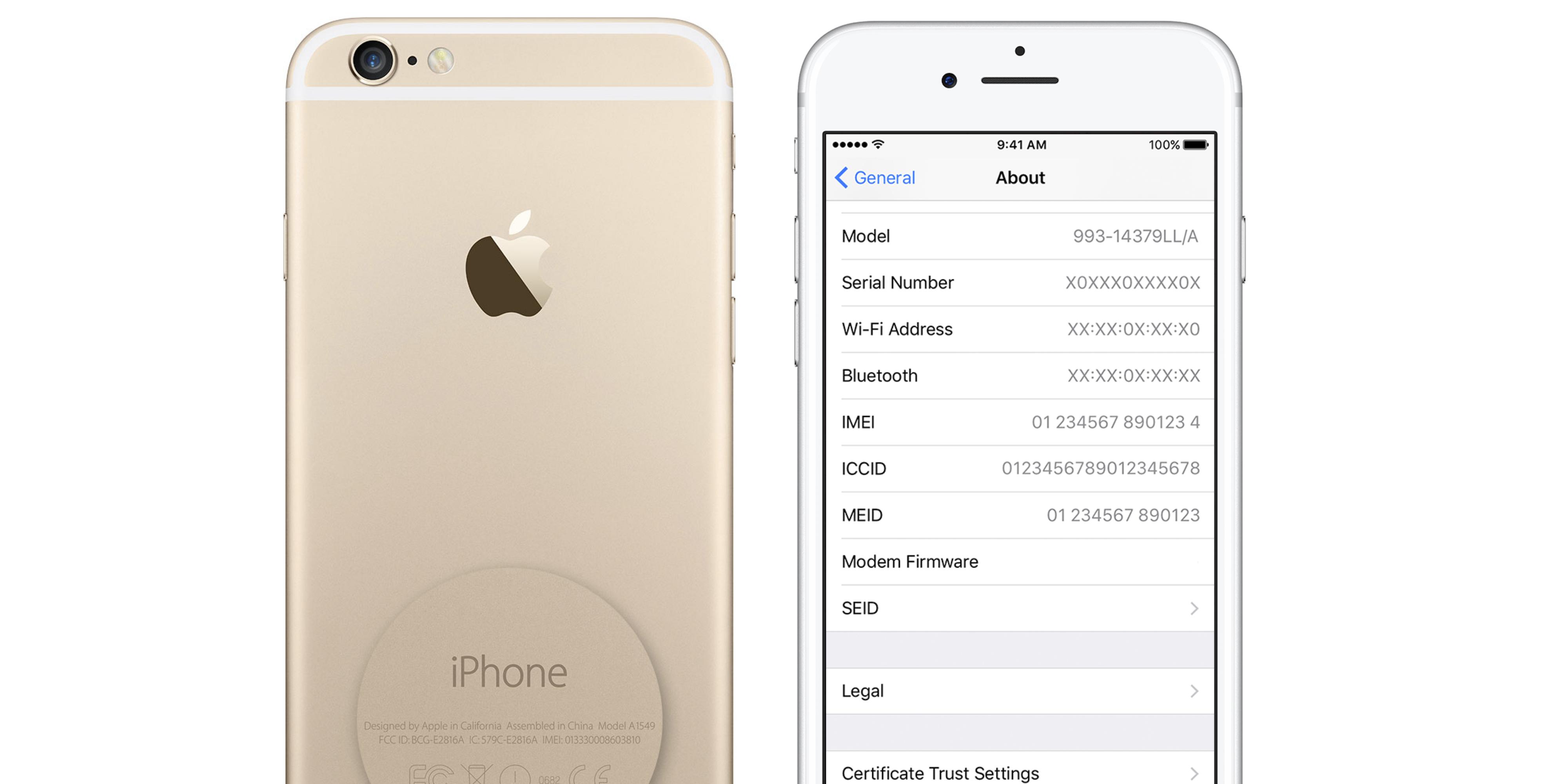"""<span href=""""https://9to5mac.com/2016/11/28/apple-how-to-check-iphone-6s-battery-replacement-serial-number/"""">Cómo comprobar si tu iPhone 6s es elegible para la sustitución de las baterías del programa</a>"""
