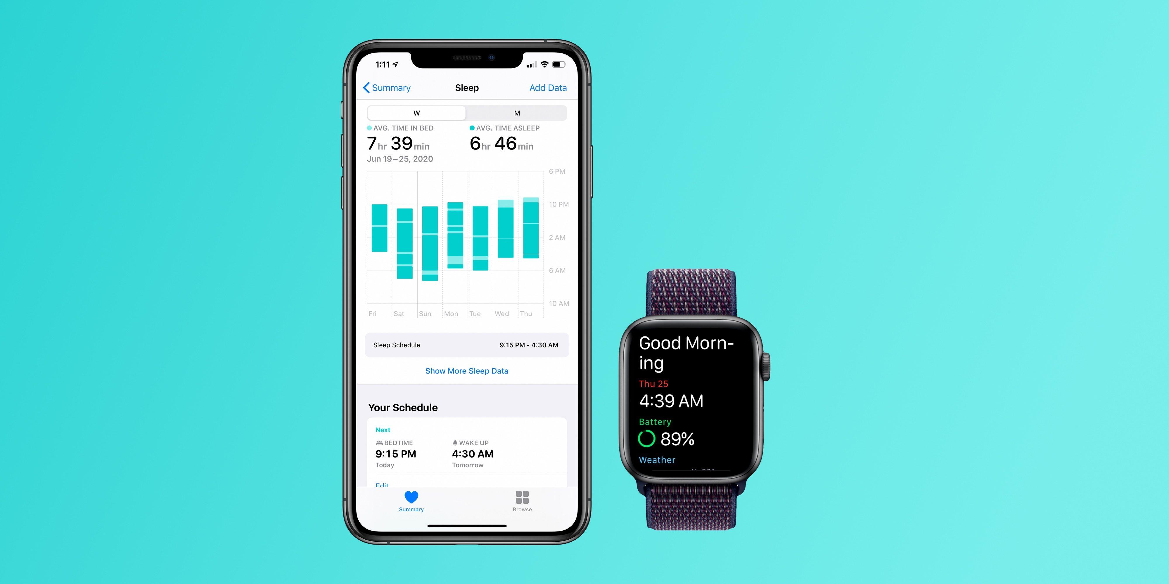 """<span href=""""https://9to5mac.com/2020/06/28/best-apple-watch-sleep-tracking-apps/"""">no quiero esperar para watchOS 7? He aquí cómo iniciar el sueño de seguimiento con el Apple Watch el día de hoy</a>"""