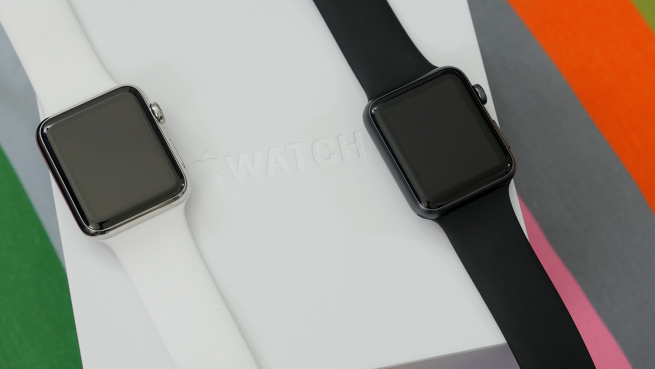 "<span href=""https://9to5mac.com/2015/04/25/apple-watch-vs-sport-unboxing-comparison-video/"">Apple Watch vs Apple Watch Sport: Unboxing y comparación completa (Video)</a>"