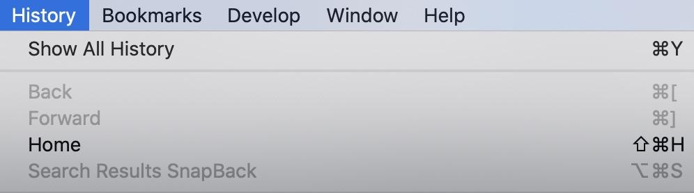"""<span href=""""https://9to5mac.com/2020/02/03/mac-how-to-clear-cache-history-cookies-safari/"""">Mac: Cómo borrar la caché, el historial y las cookies en Safari</a>"""