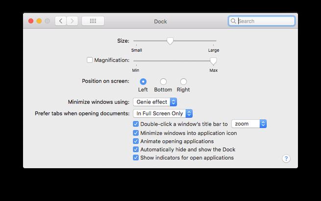 """<span href=""""https://9to5mac.com/2018/05/03/how-to-hide-dock-mac/"""">Cómo ocultar el Dock en Mac</a>"""