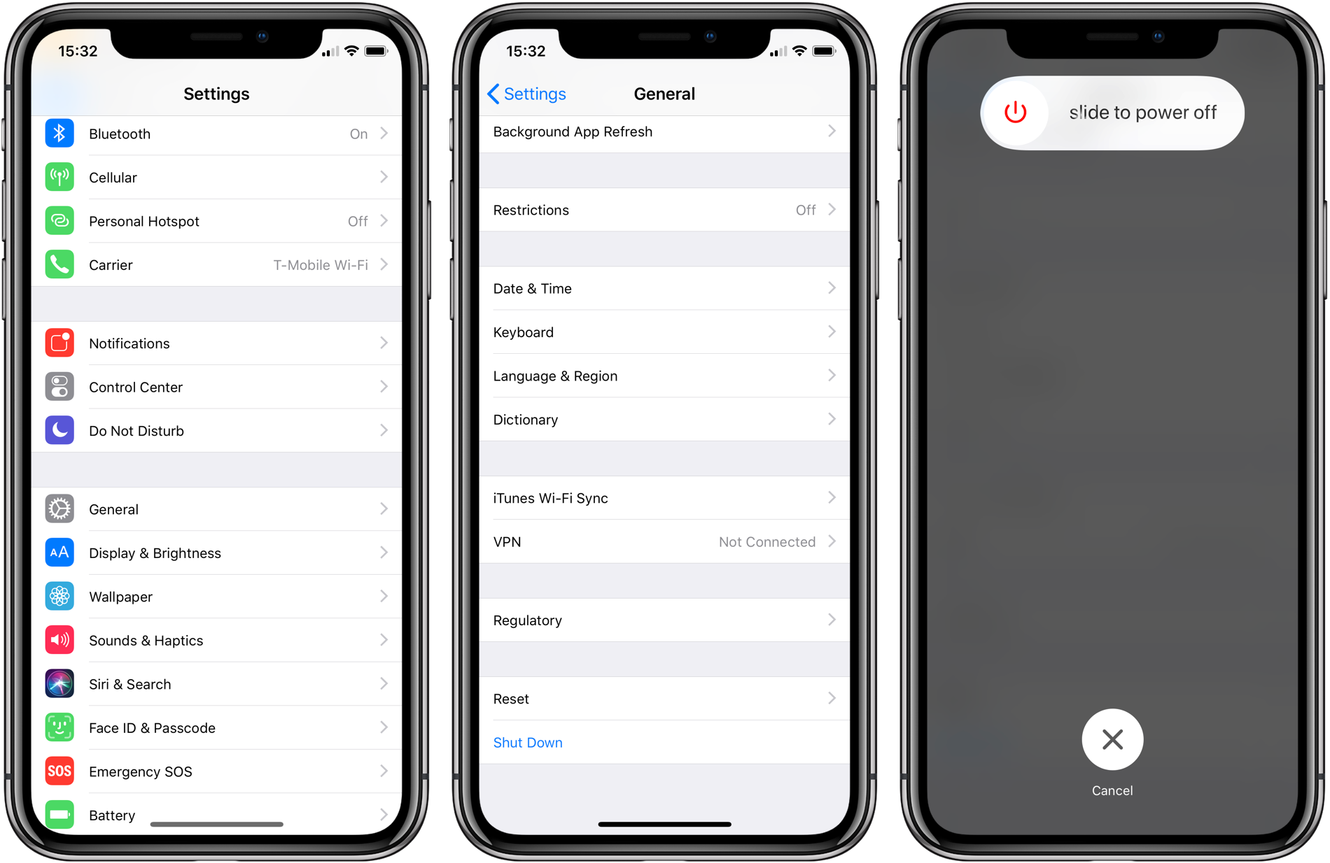 "<span href=""https://9to5mac.com/2018/05/30/how-to-turn-off-iphone-x/"">Cómo desactivar iPhone X</a>"