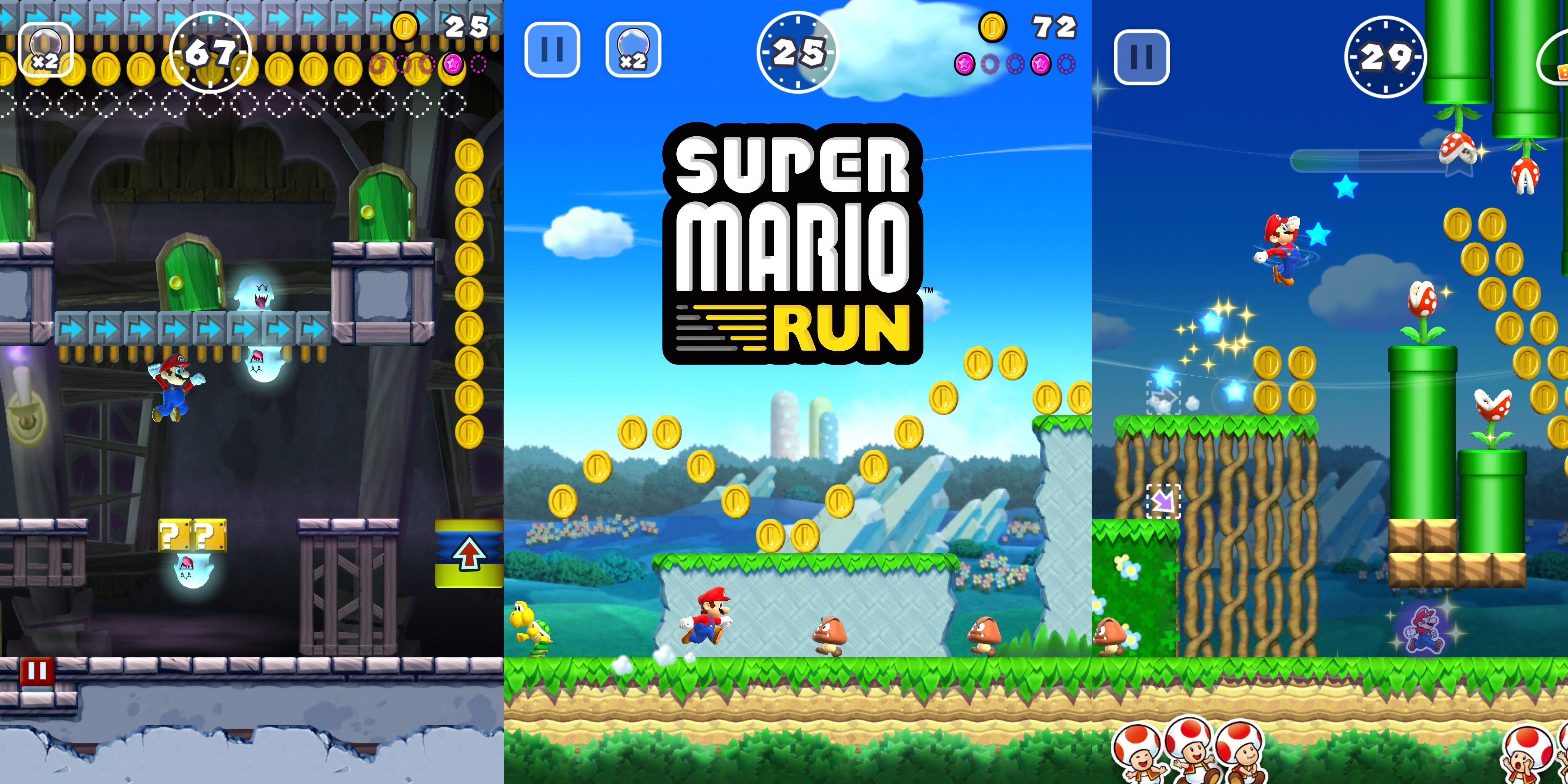"<span href=""https://9to5mac.com/2016/12/15/super-mario-run-free-download-game-iphone-ipad/"">Super Mario Ejecutar ahora está disponible en la App Store para iPhone y iPad, de descarga gratuita, con $9.99 compra in-app</a>"