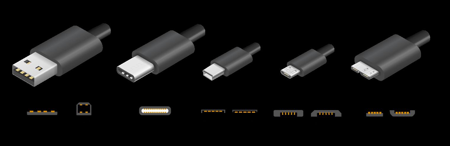 """<span href=""""https://9to5mac.com/2019/01/10/what-usb-port-do-you-have-apple/"""">¿Cómo averiguar qué puertos USB en los dispositivos de Apple y otros aparatos electrónicos</a>"""